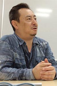 藤本JOHNNY孝博氏