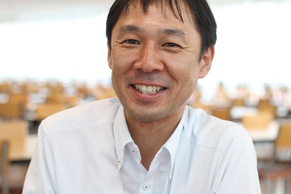 安全健康推進室健康グループの田中さん