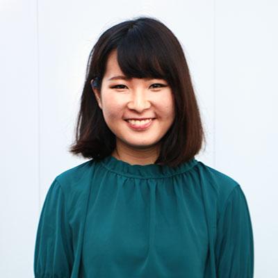 女子栄養大学3年 手塚 日南子さん