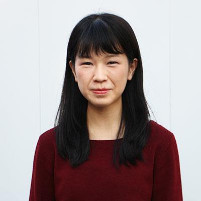 早稲田大学3年 杉山 佳子さん