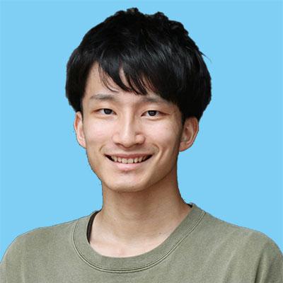 東洋大学3年 長谷川 拓海さん